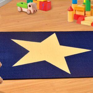 שטיח ילדים – דגם כוכב