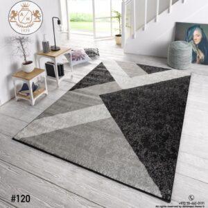 שטיח – דגם משולשים