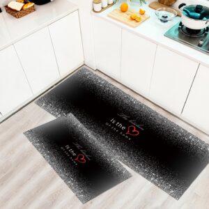 שטיח מטבח – דגם כסף