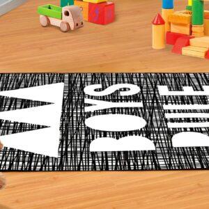 שטיח ילדים – Boys Rule