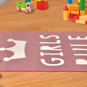 שטיח ילדים – Girl Rule